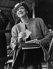 Portrait of Elizabeth Arden (click to view image source)