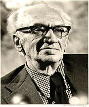 Portrait of Immanuel Velikovsky (click to view image source)