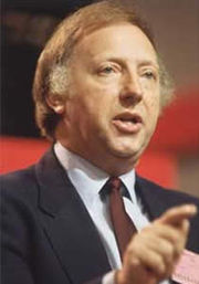 Portrait of Arthur Scargill (click to view image source)