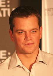 Portrait of Matt Damon (click to view image source)