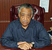 Portrait of Al Sharpton (click to view image source)