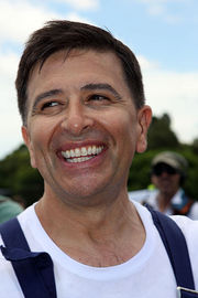 Portrait of Vince Sorrenti (click to view image source)
