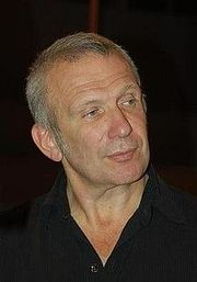 Portrait of Jean-Paul Gaultier (click to view image source)